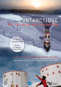 Affiche expo CNRS