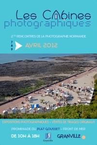 Affiche-les cabines photographiques 2012BD